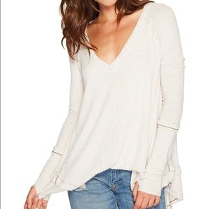 Free People Laguna Thermal - Tan